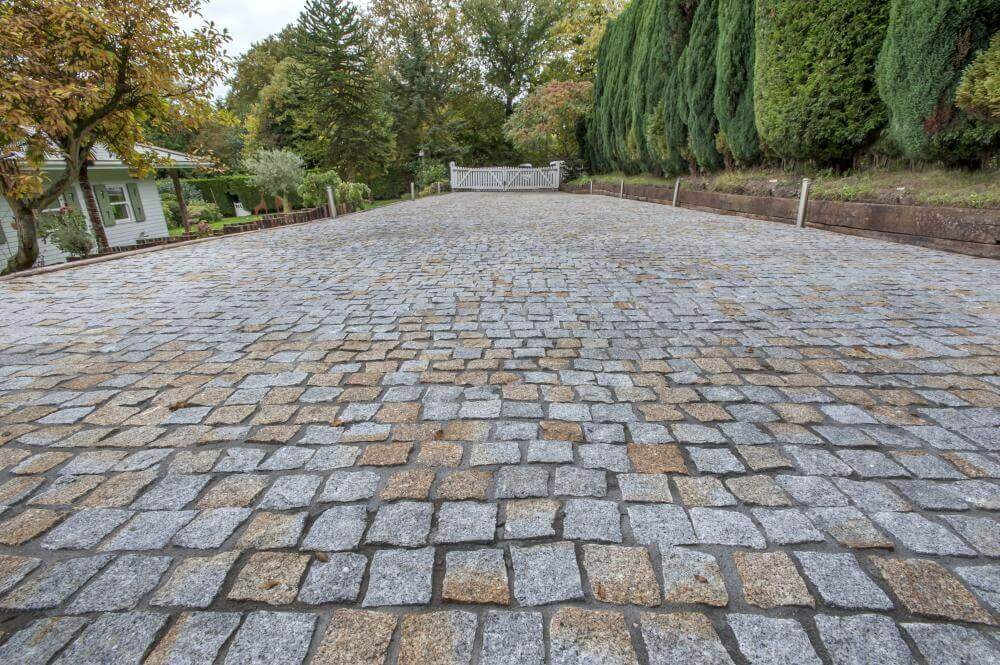 Order your Granite Setts now