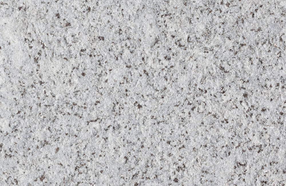 granite sand blasted finish