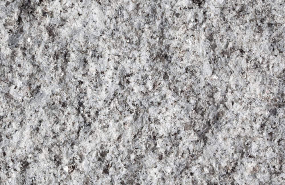 granite split cleft finish