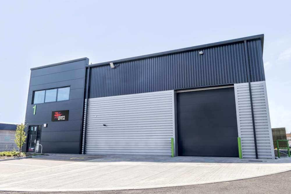 Granite Setts UK Ltd Head Office