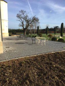 silver-grey-granite-patio-with-black-granite-border