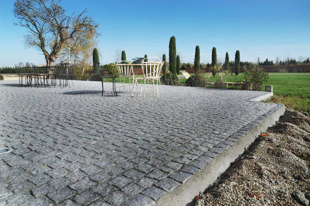 Granite Setts | Granite Setts UK