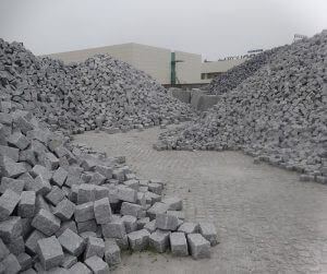 THE POSITIVE IMPACT OF PORTUGUESE GRANITE SETTS