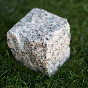 Pink Granite Setts (Natural Split)